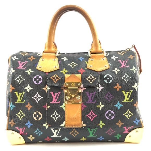 Louis Vuitton Handbags - Speedy Monogram Canvas Satchel
